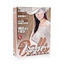 Lalka miłości Seductive cowgirl