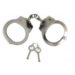 Profesjonalne kajdanki policyjne łańcuszkowe Double Lock