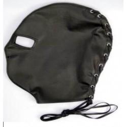 Maska z otworem na oczy sznurowana