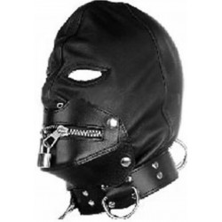 Straszna maska z zamkiem