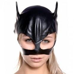 Maska kobieta kot - czarna