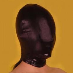 Zabudowana maska bez otworów