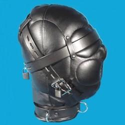 Maska sensory deprivation - wygłuszająca zmysły